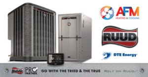Purchase a High Efficiency Furnace and Air Conditioning System and Receive Up to $1000 in Rebates
