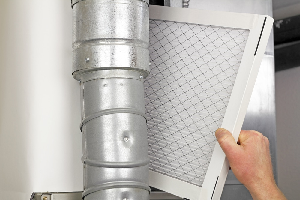 Don't Become A Statistic: Change Your Furnace Filter