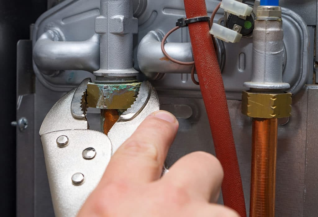 How to Handle Your Furnace Leaking Water