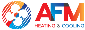 AFM Heating & Cooling Logo